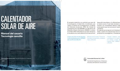 V1 Manual calentador de aire-1
