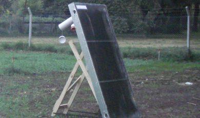 calentados solar de aire